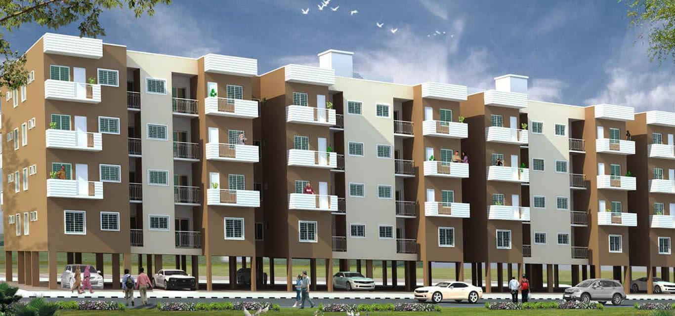 ICON Happy Living Electronic City Phase 2 Bangalore banner