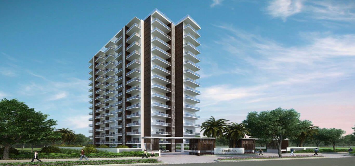 Elysium The Address Race Course Road Coimbatore banner