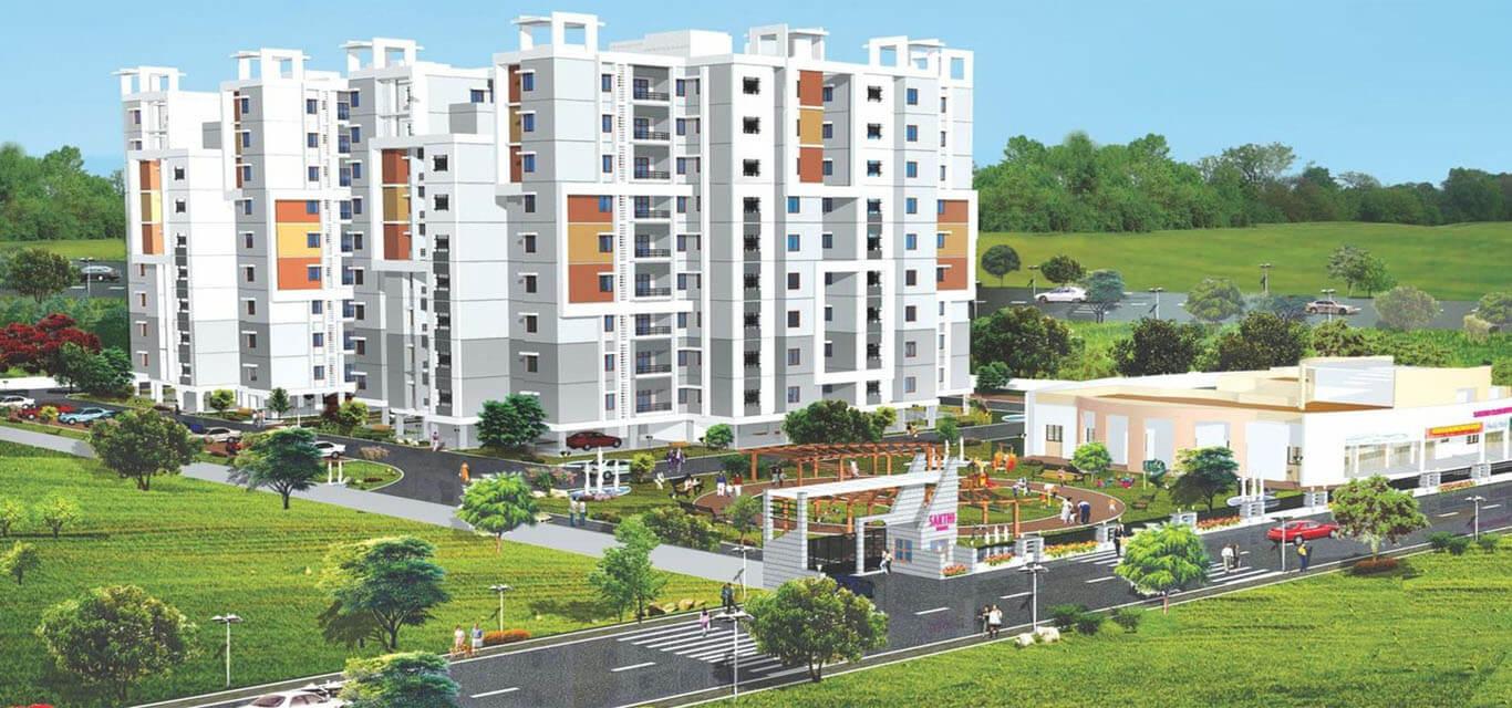 Sakthi Towers (Phase-II) Uppilipalayam Coimbatore banner