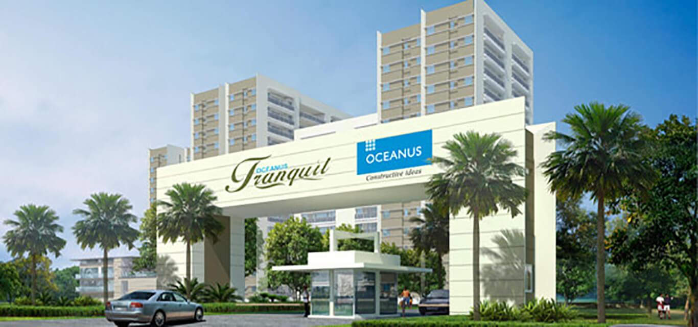 Oceanus Tranquil Ramamurthy Nagar Bangalore banner