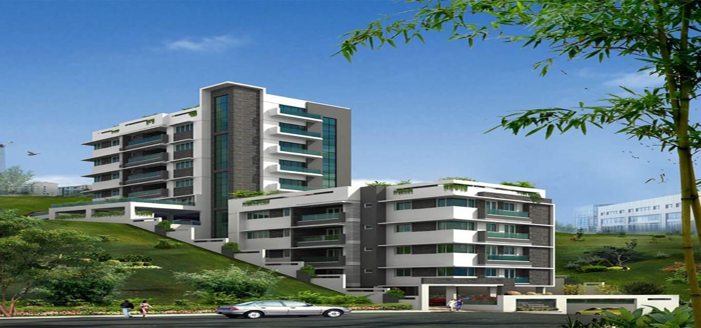 Sri Sreenivasa Fortune Fort Banjara Hills Hyderabad banner
