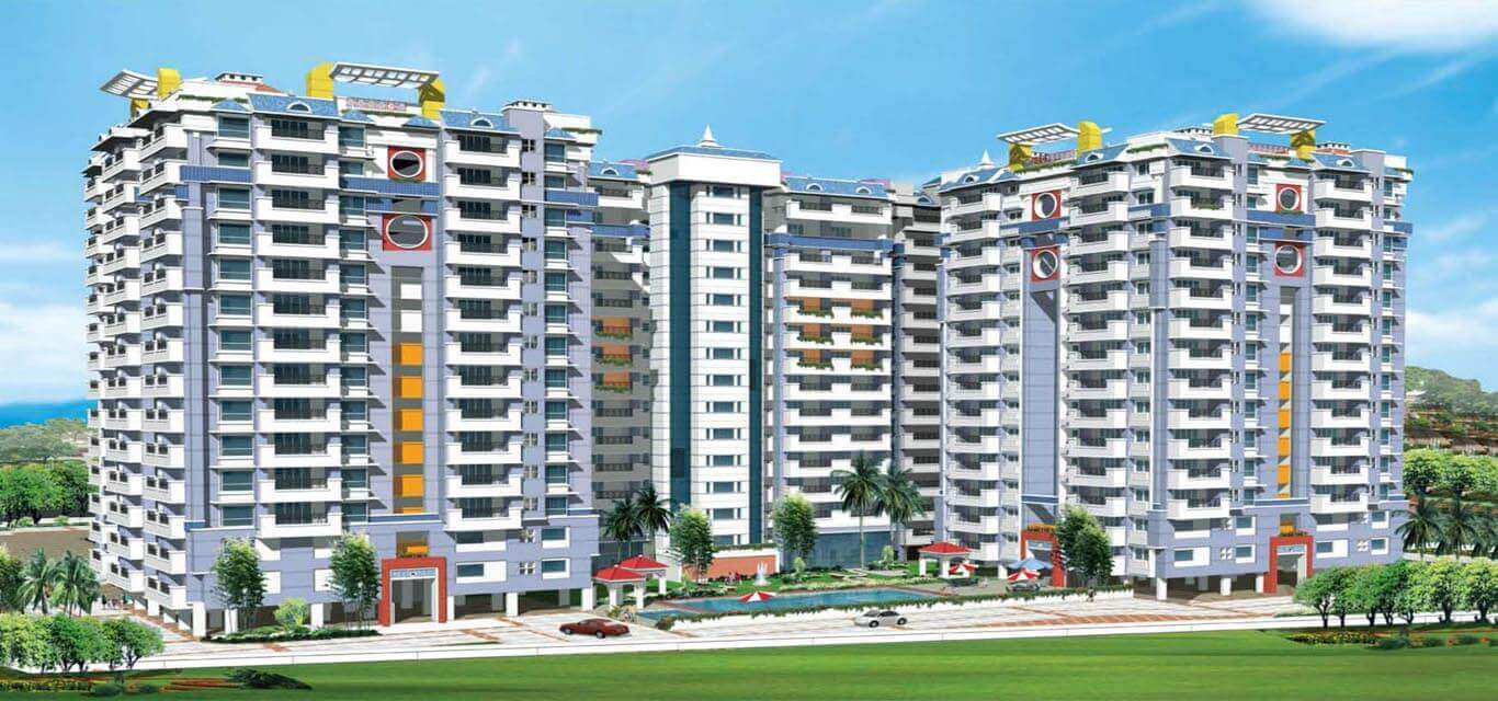 Sri Sairam Towers Hafiz Pet Hyderabad banner