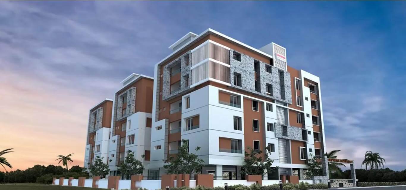 Shanta Sriram Supreme Residency Hi Tech City Hyderabad banner
