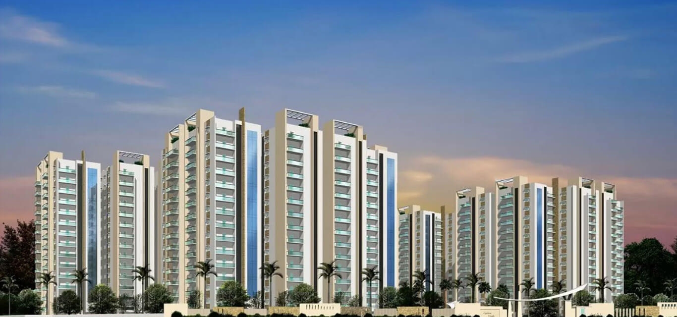 Jain Housing Carlton Creek Gachibowli Hyderabad banner