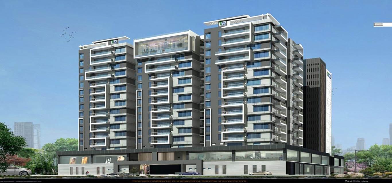 Raghuram T19 Towers Secunderabad Hyderabad banner