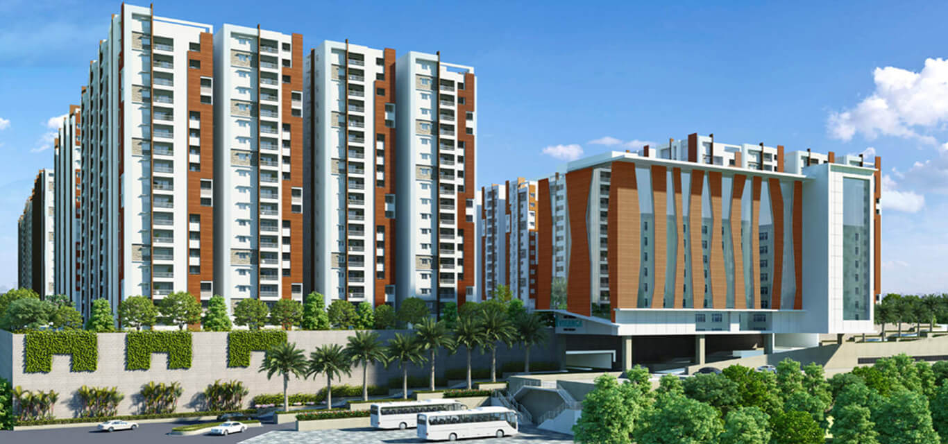 My Home Vihanga Gachibowli Hyderabad banner