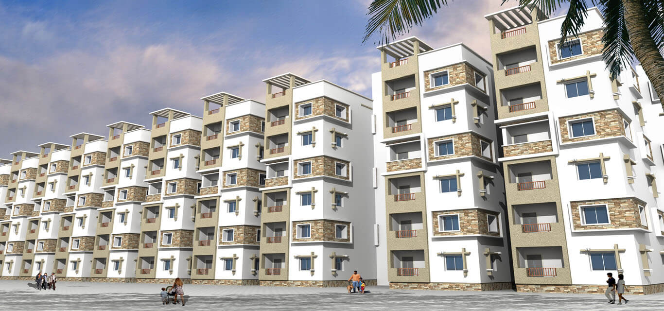 Modi Lotus Homes Bandlaguda Hyderabad banner