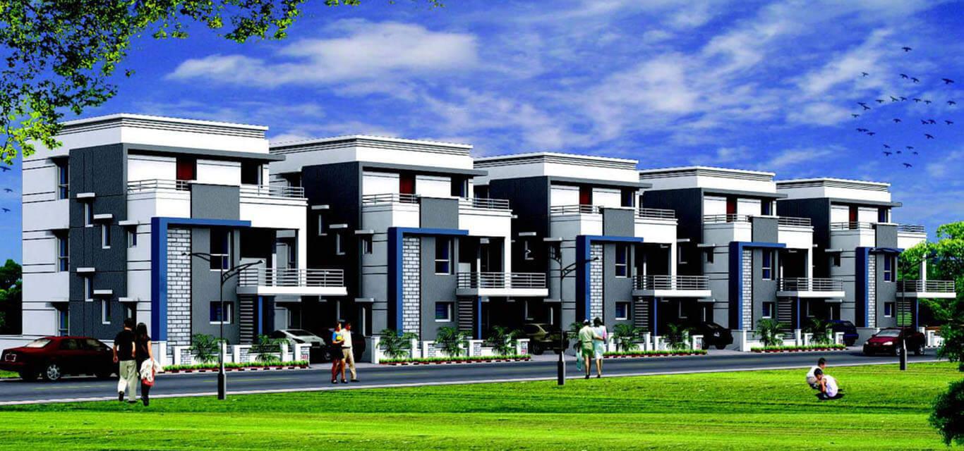 Modi sterling homes banner