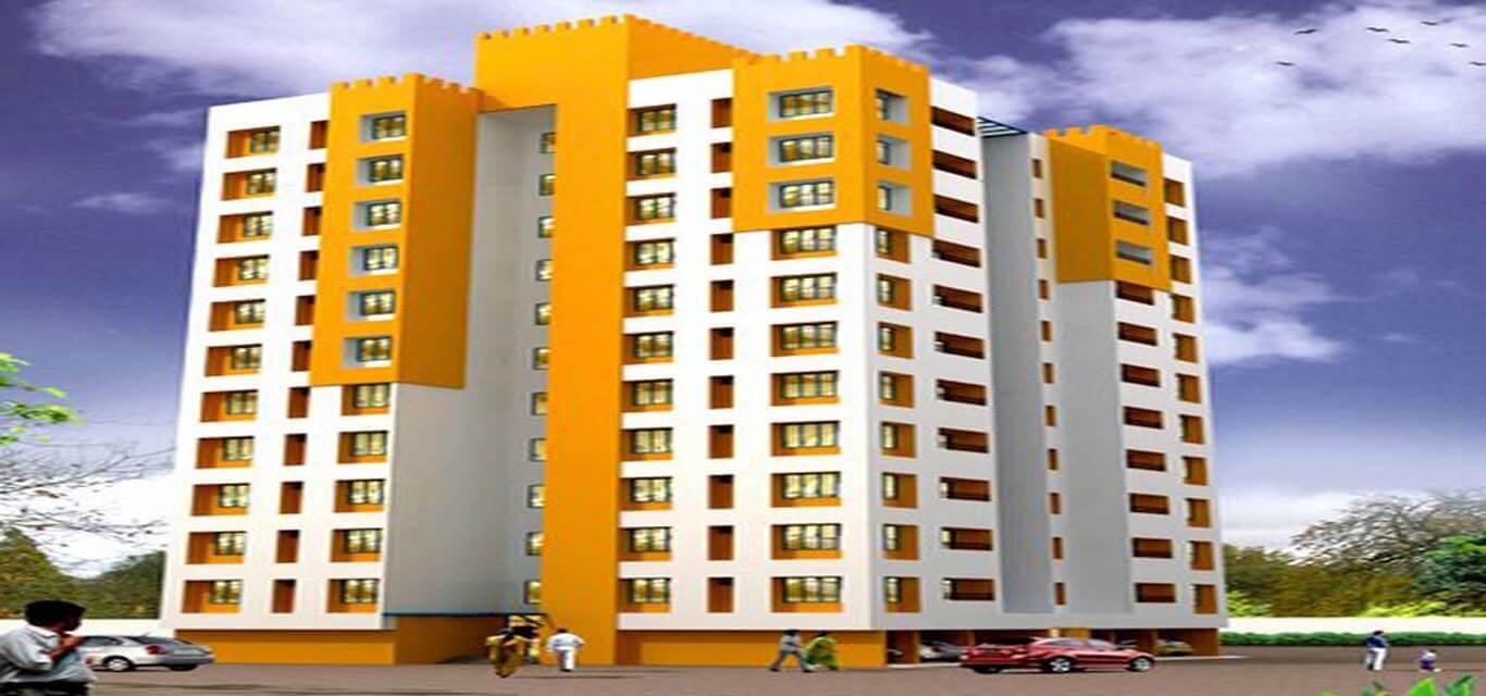 Fort Orion Apartments Kakkanad Kochi banner
