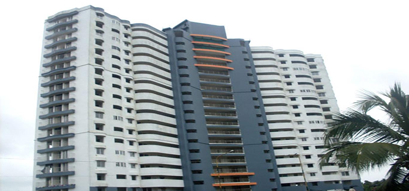 Holy Faith H2O Apartments Kundannoor Kochi banner