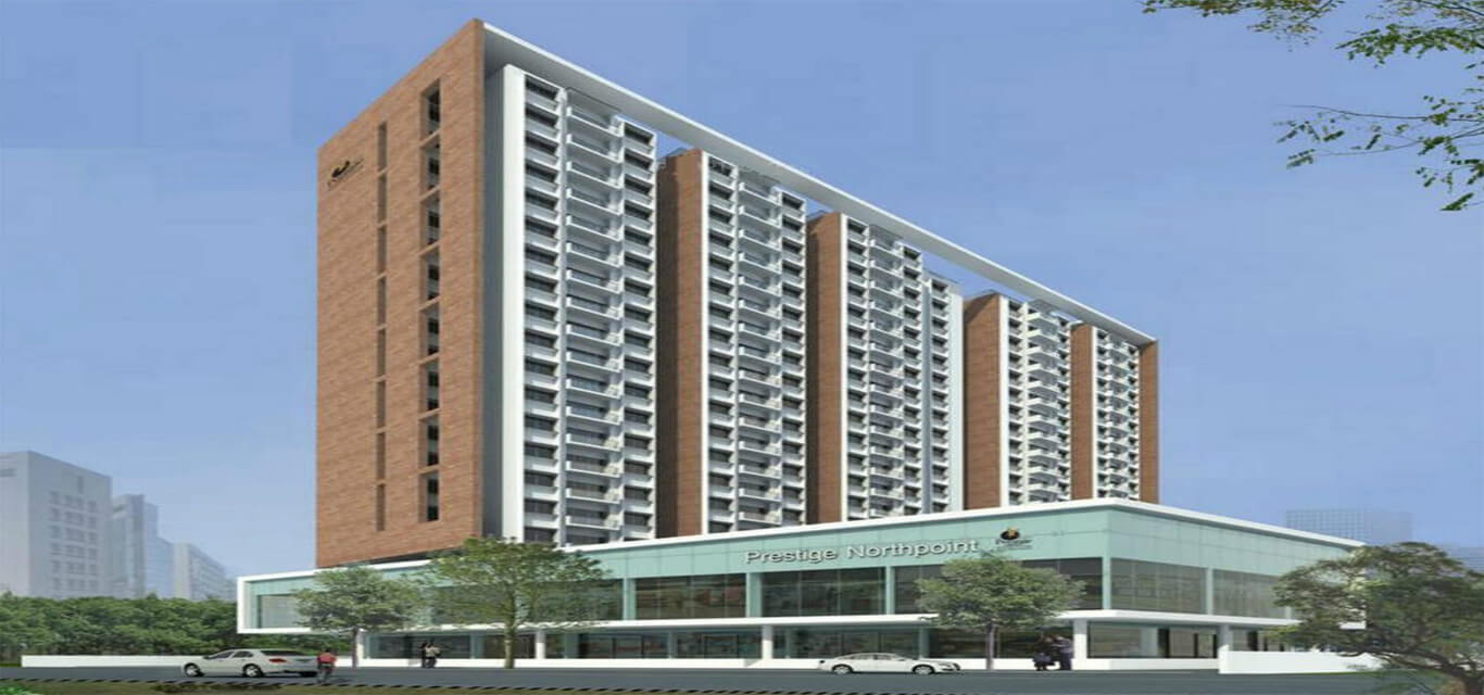Prestige North Point Kammanahalli Bangalore banner