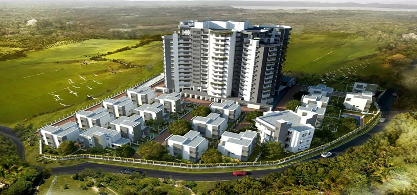 Mather Projects Hacienda Aluva Kochi banner