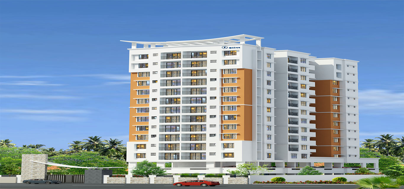 Olive Ourania Edappally Kochi banner