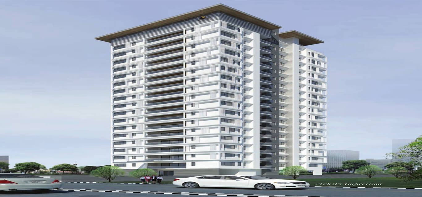 Prestige Spencer Heights Fraser Town Bangalore banner