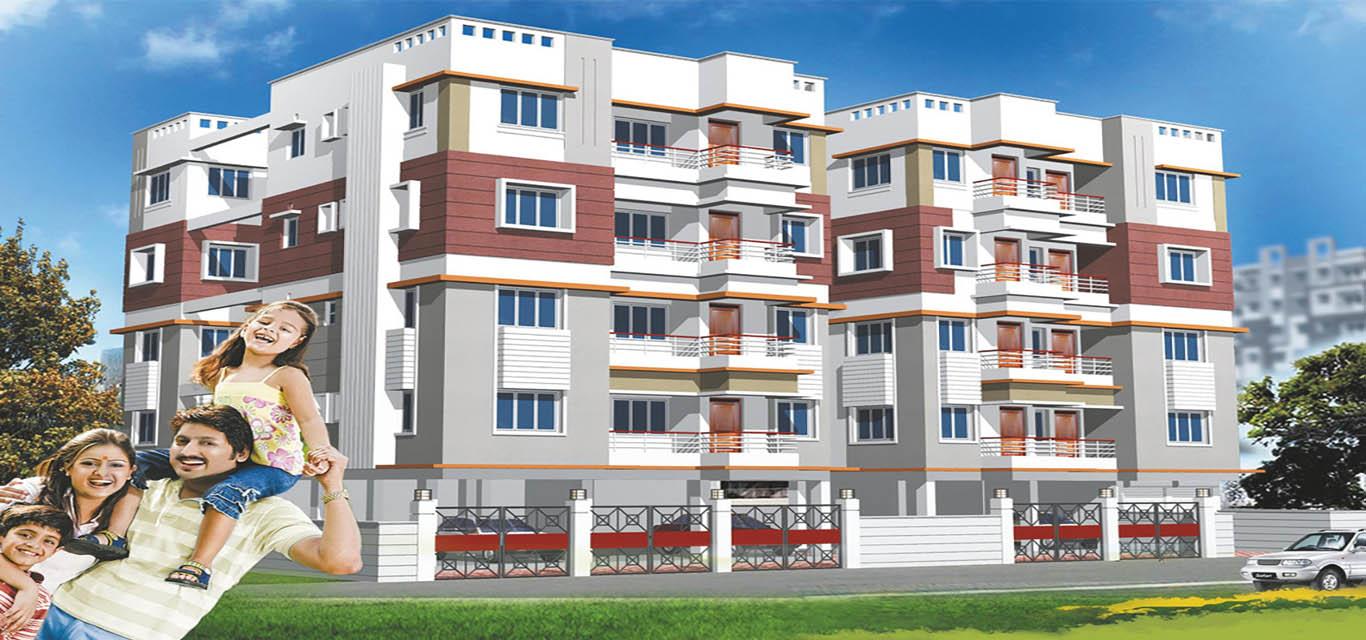 Adonis Residency Garia Kolkata banner