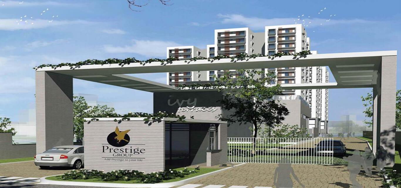 Prestige Ivy Terraces Marathahalli Bangalore banner