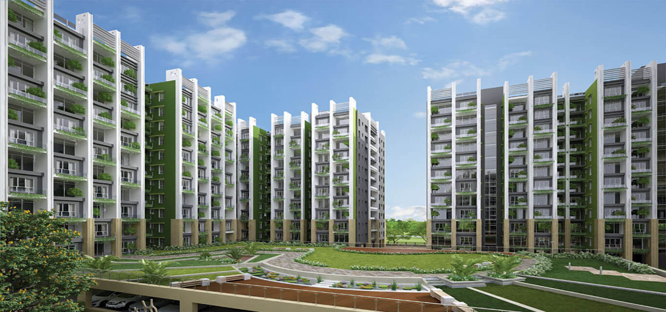 Jain Group Dream Eco City Bidhan Nagar Kolkata banner