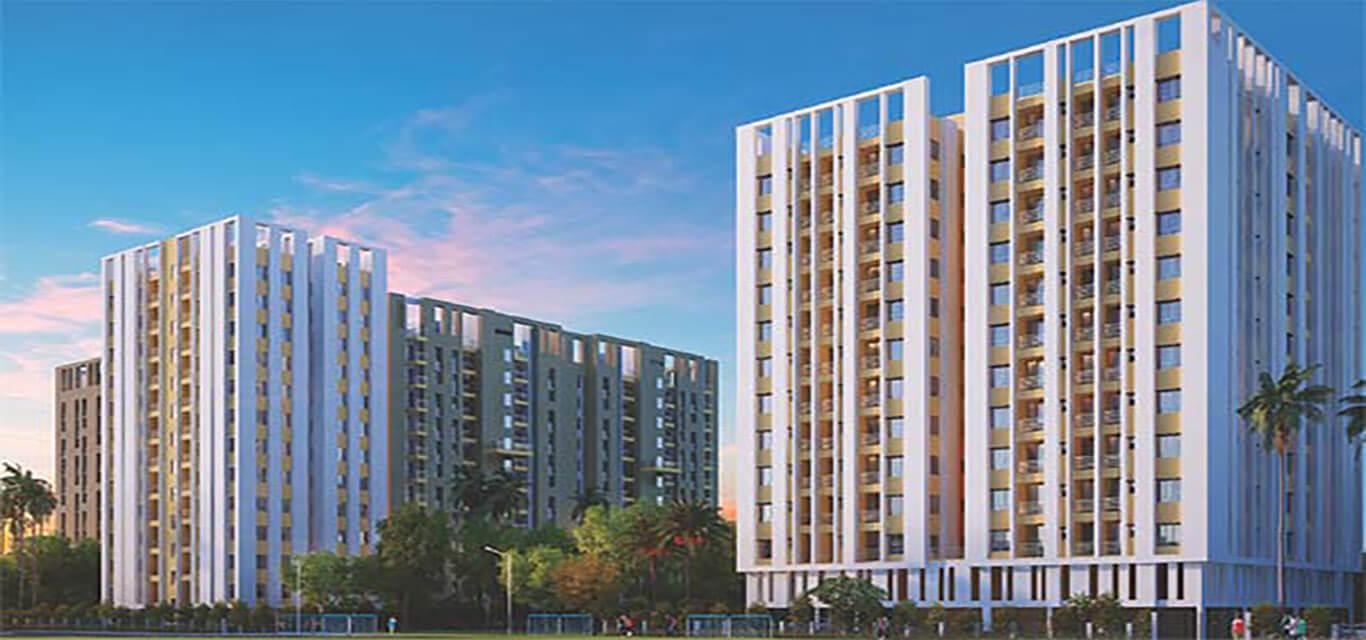 Magnolia Skyview Signature New Town Kolkata banner