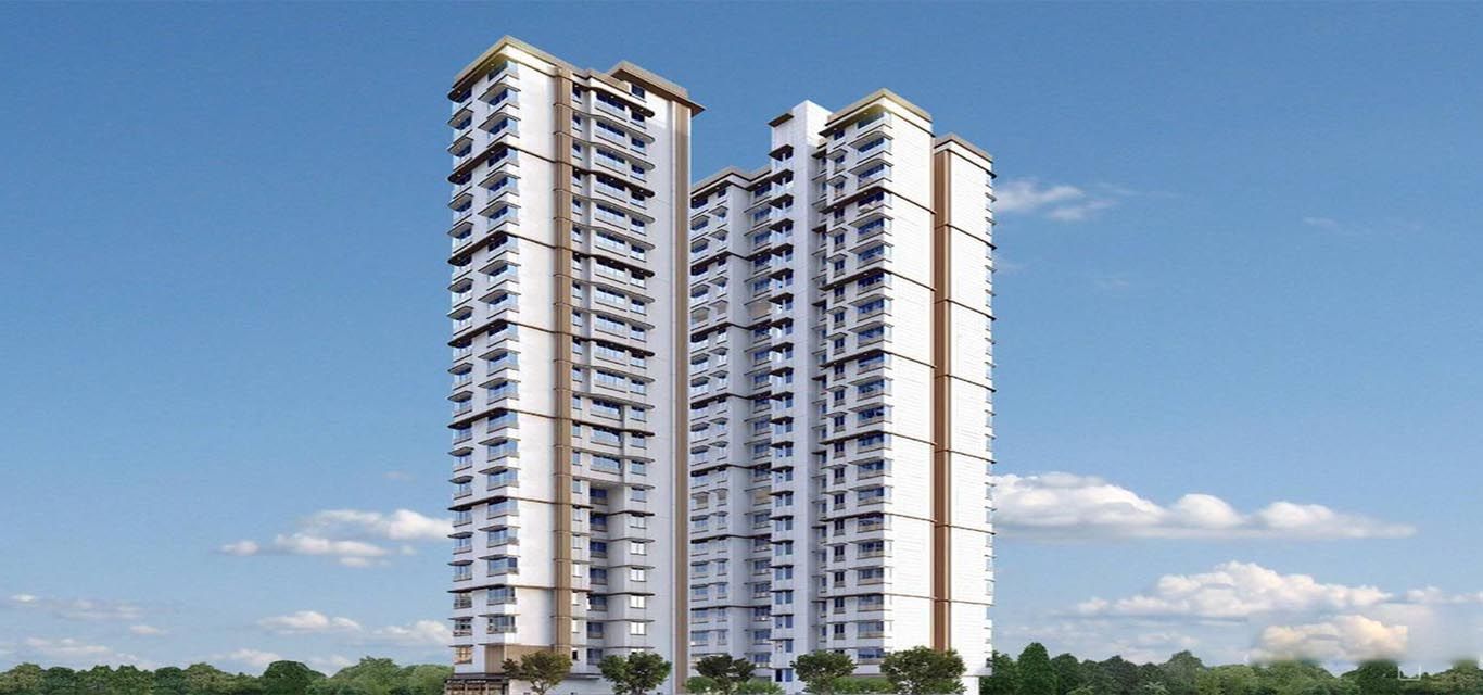 Titanium Tower Thane Mumbai banner