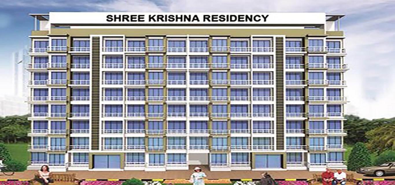 Shree Krishna Residency Badlapur Mumbai banner