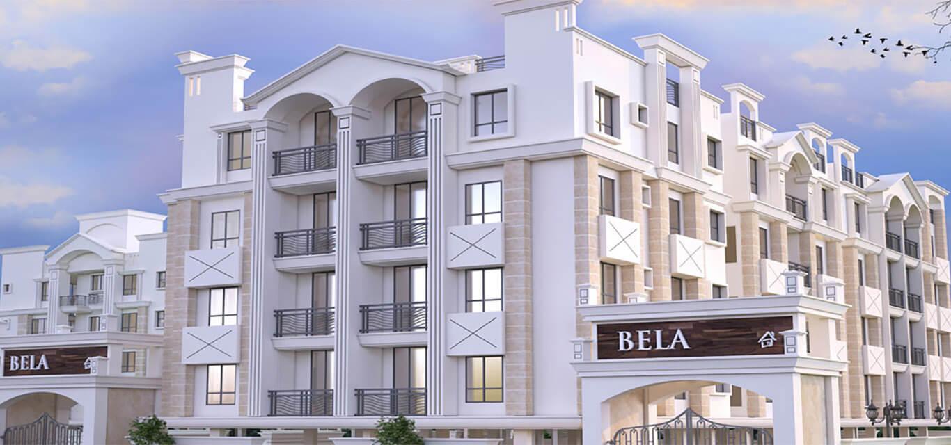 Realtech Nirman Bela New Town Kolkata banner