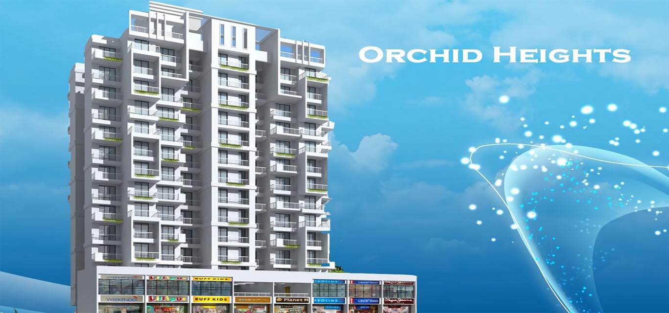 Sunny Orchid Heights Ulwe Mumbai banner
