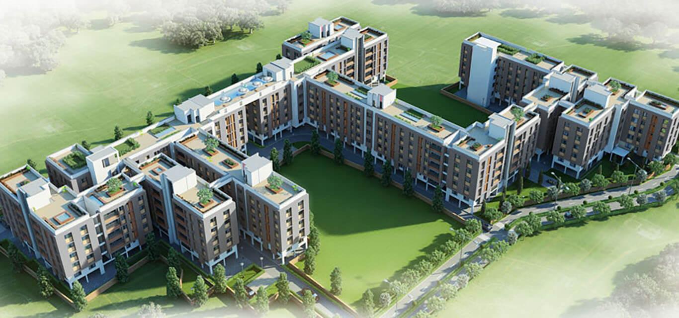 Vedic Realty Sanjeeva Shree Residency New Town Kolkata banner