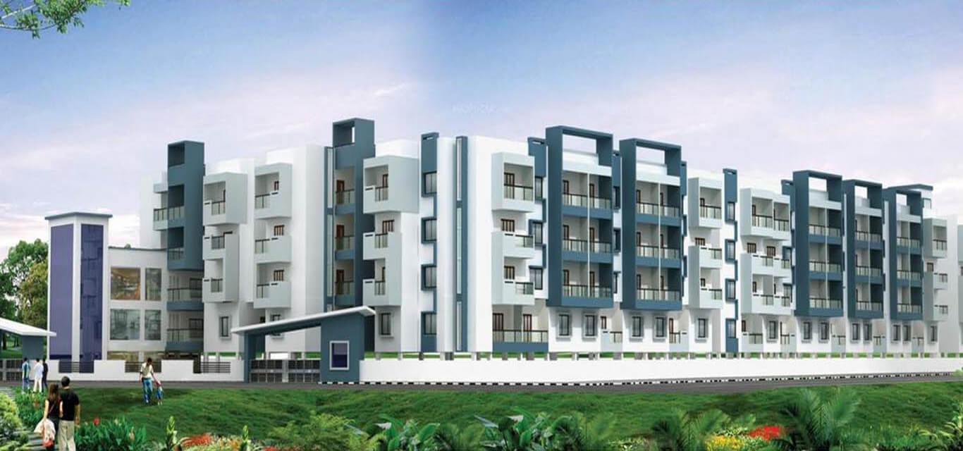 Radiant Heritage Electronic City Phase 2 Bangalore banner