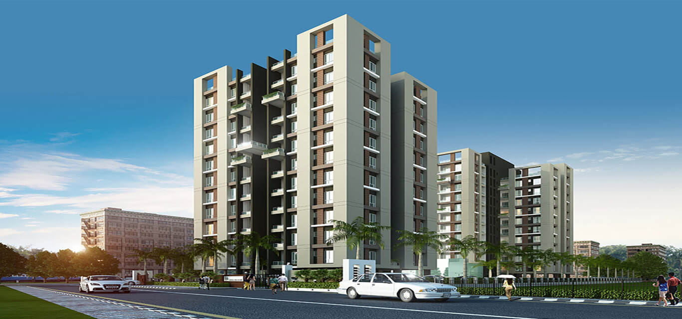 Merlin Group Legacy CIT Road Kolkata banner