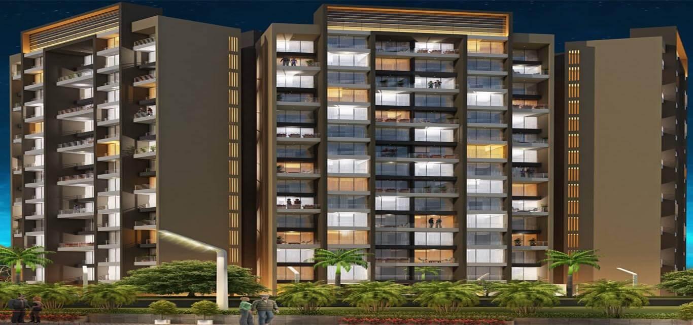Greenscape Horizon Estate Dronagiri Mumbai banner