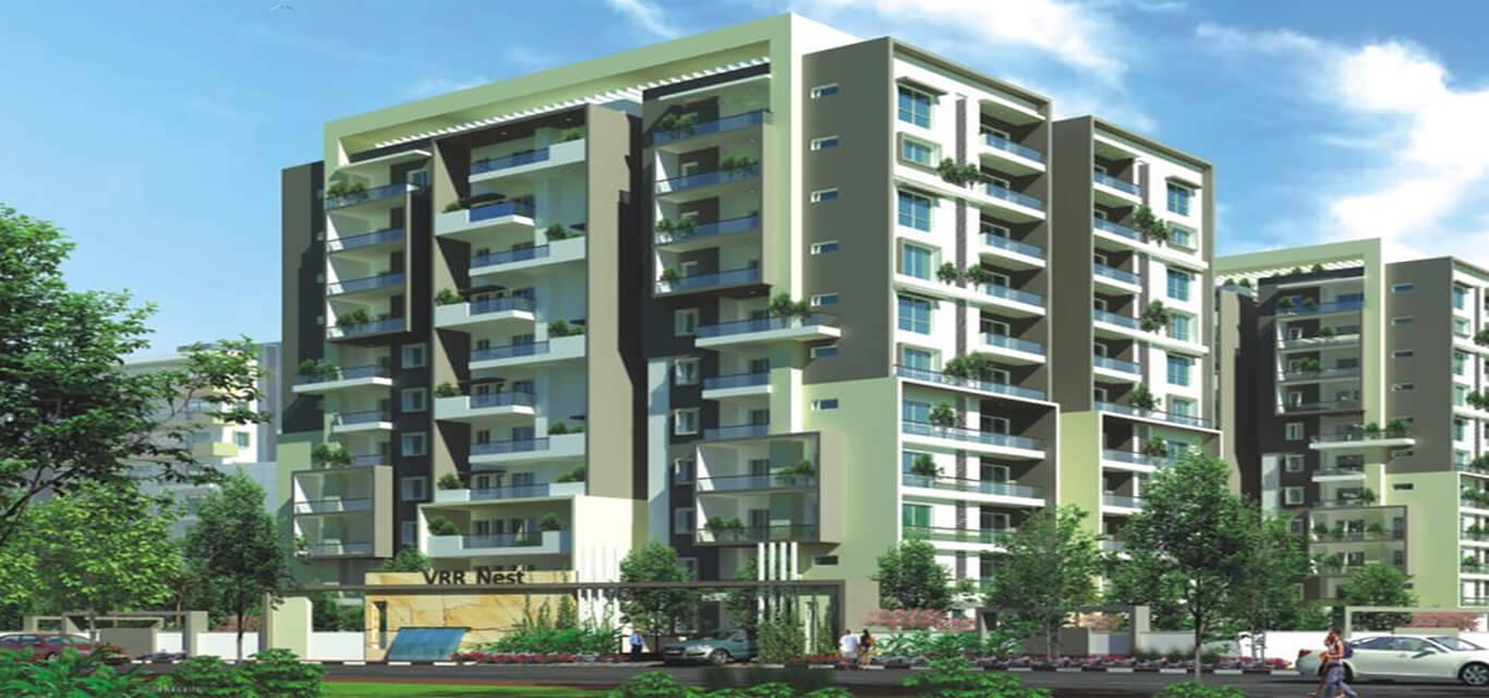 VRR Nest Electronic City Phase 2 Bangalore banner