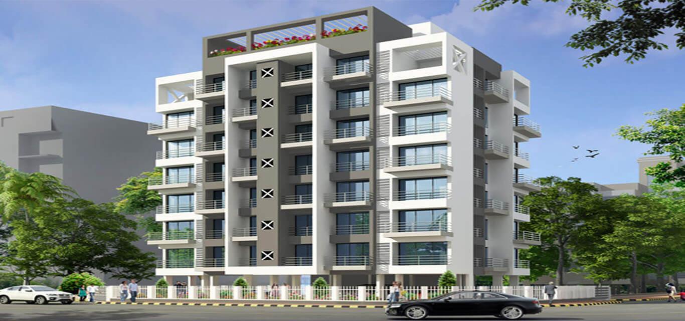 Shree Sawan Avenue II Taloja Mumbai banner
