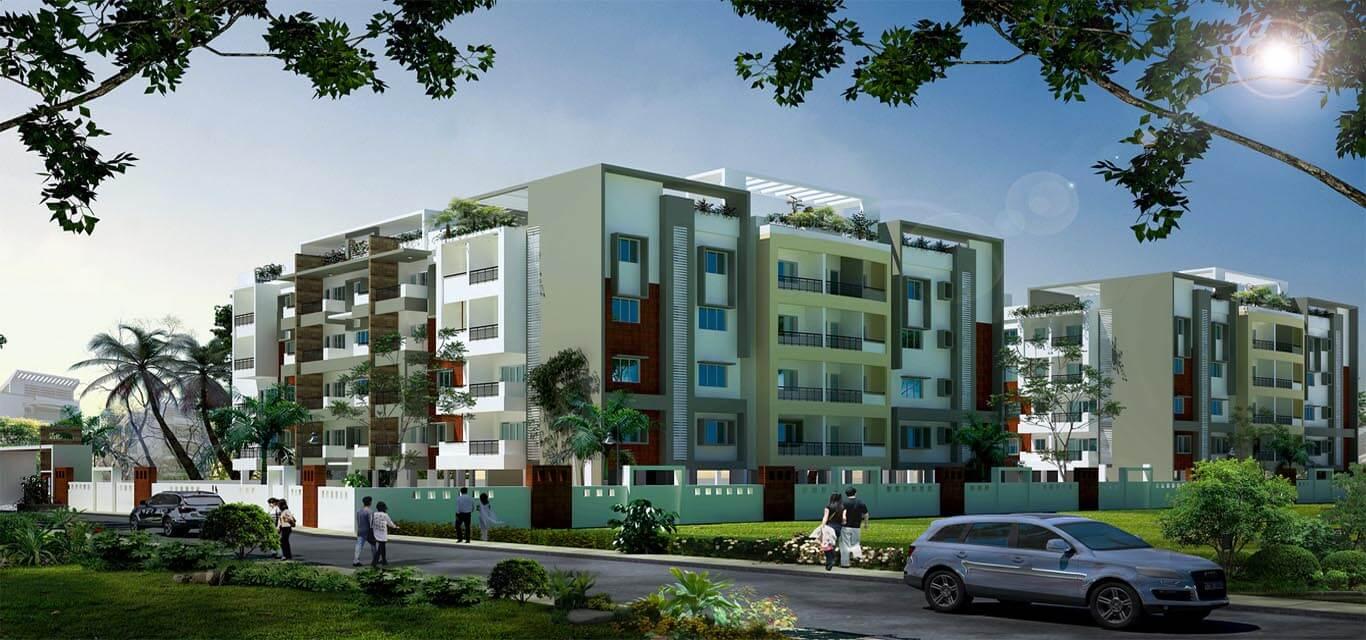 VRR Vista Whitefield Bangalore banner
