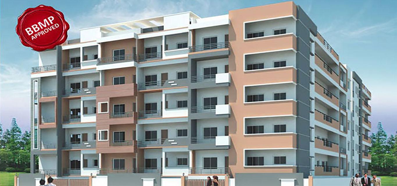 Vasundhara Heights Nagarabhavi Bangalore banner