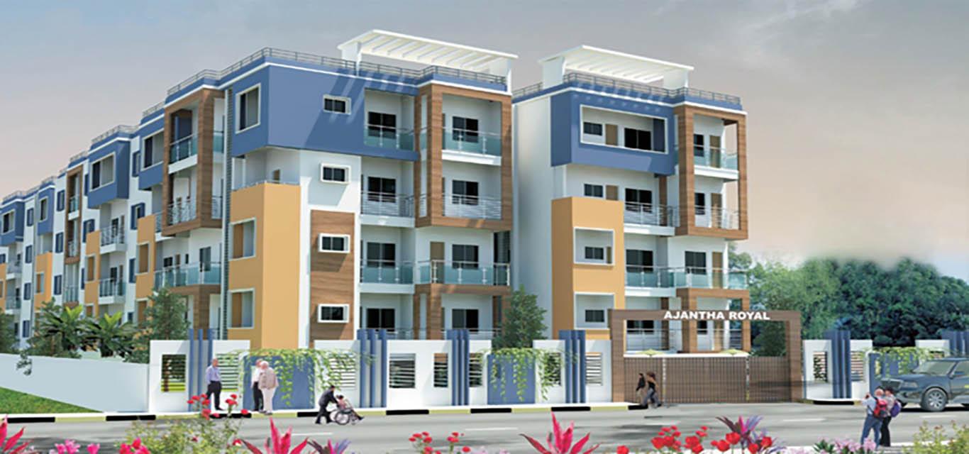 5 Elements Ajantha Royal Electronic City Phase 2 Bangalore banner