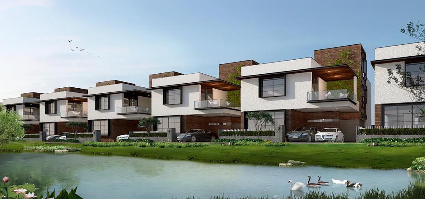 The Lake View Address Villa Electronic City Phase 1 Bangalore banner