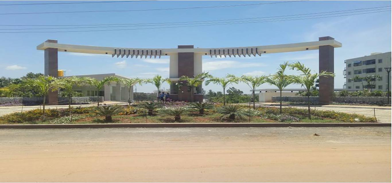 The Lake View Address Plot Electronic City Phase 1 Bangalore banner