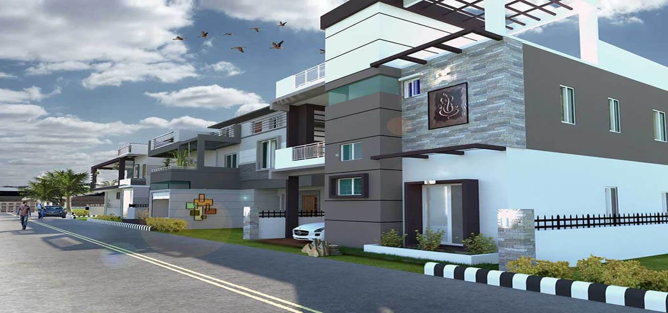 Apna Sapna Home Land Villa Kanakapura Road Bangalore banner