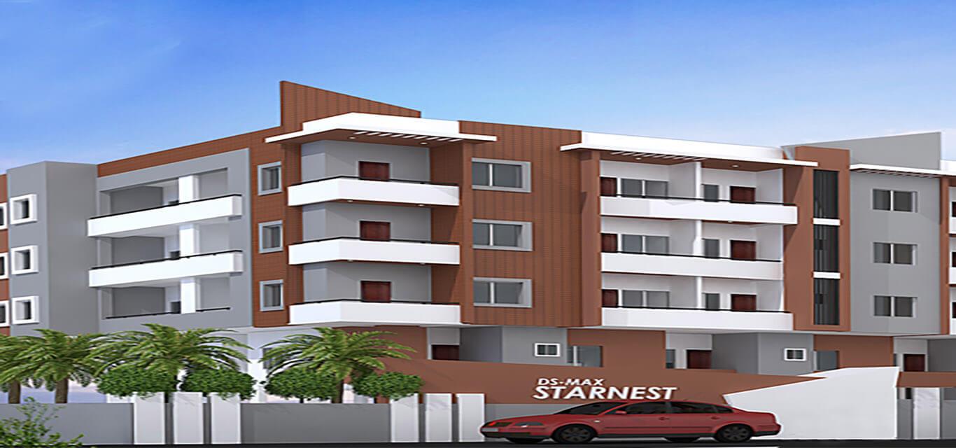 DS-Max Star Nest Kengeri Bangalore banner