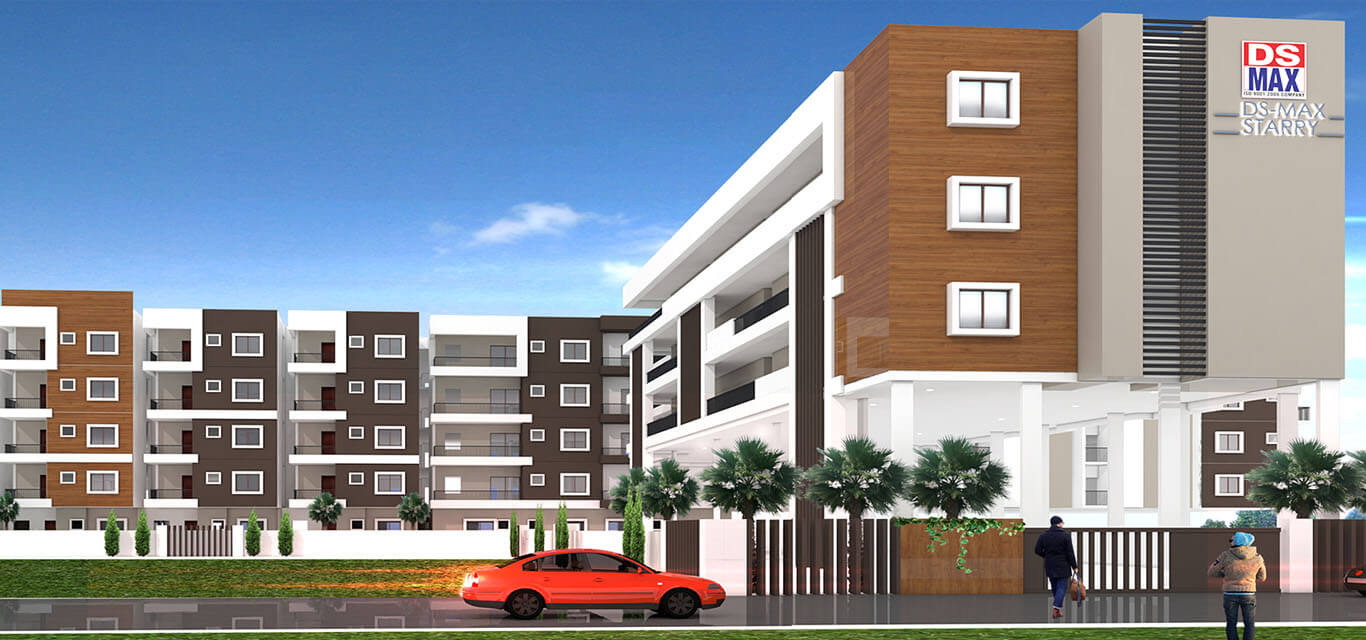 DS-Max Starry Electronic City Phase 1 Bangalore banner