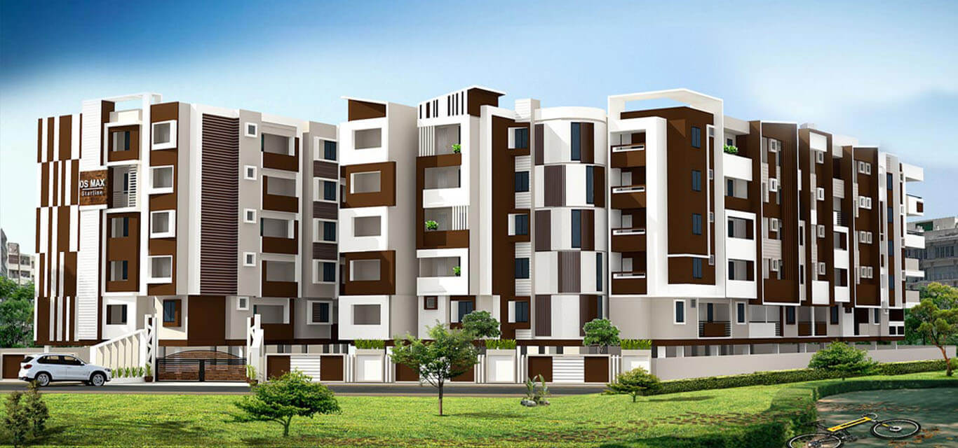 DS-Max Starline Electronic City Phase 2 Bangalore banner