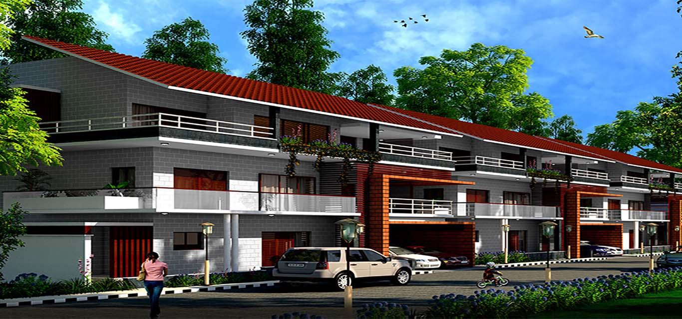 Hebron Avenue Villa Ramamurthy Nagar Bangalore banner