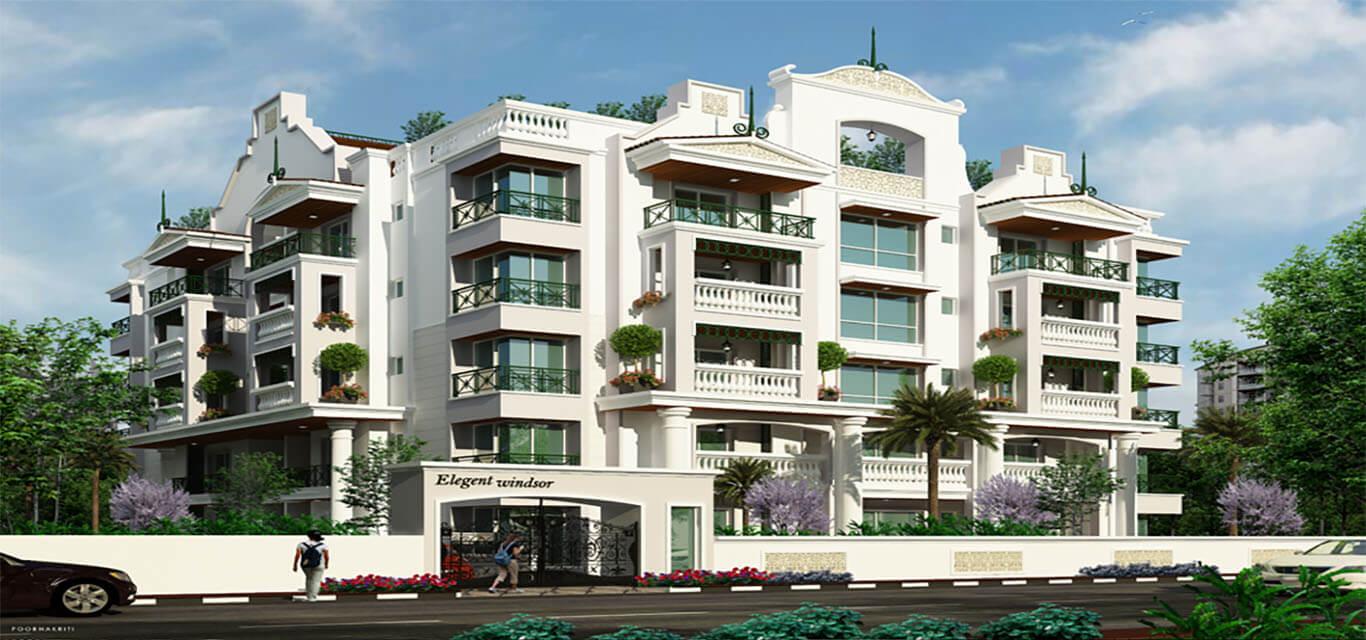 Elegant Windsor Fraser Town Bangalore banner