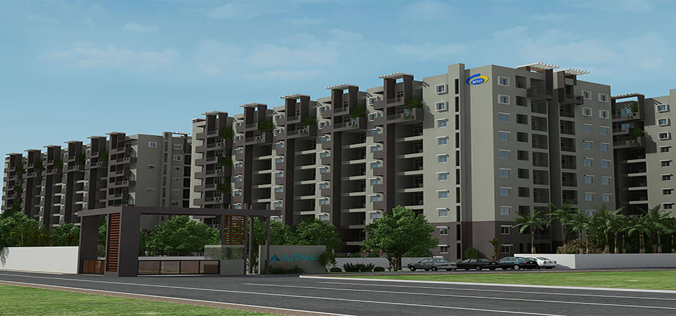 Mahendra Aarna Electronic City Phase 2 Bangalore banner