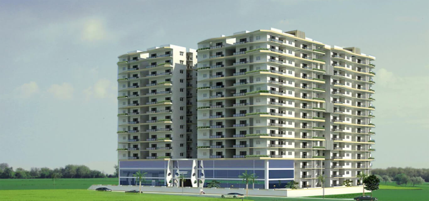 GR Heights JP Nagar 8th Phase Bangalore banner