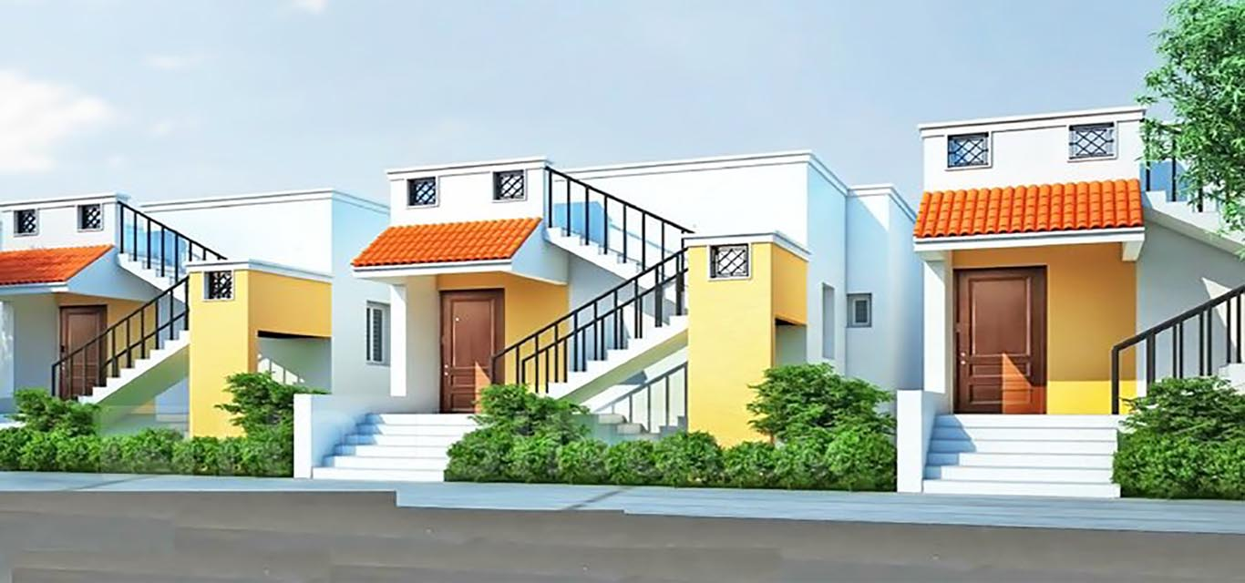 Color Homes Poonamallee Farms Villa Poonamallee Chennai banner