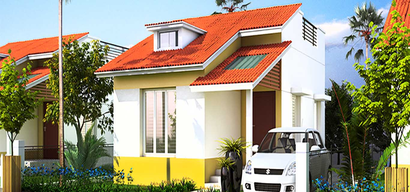 Color Emerad Bay Villa East Coast Road Chennai banner