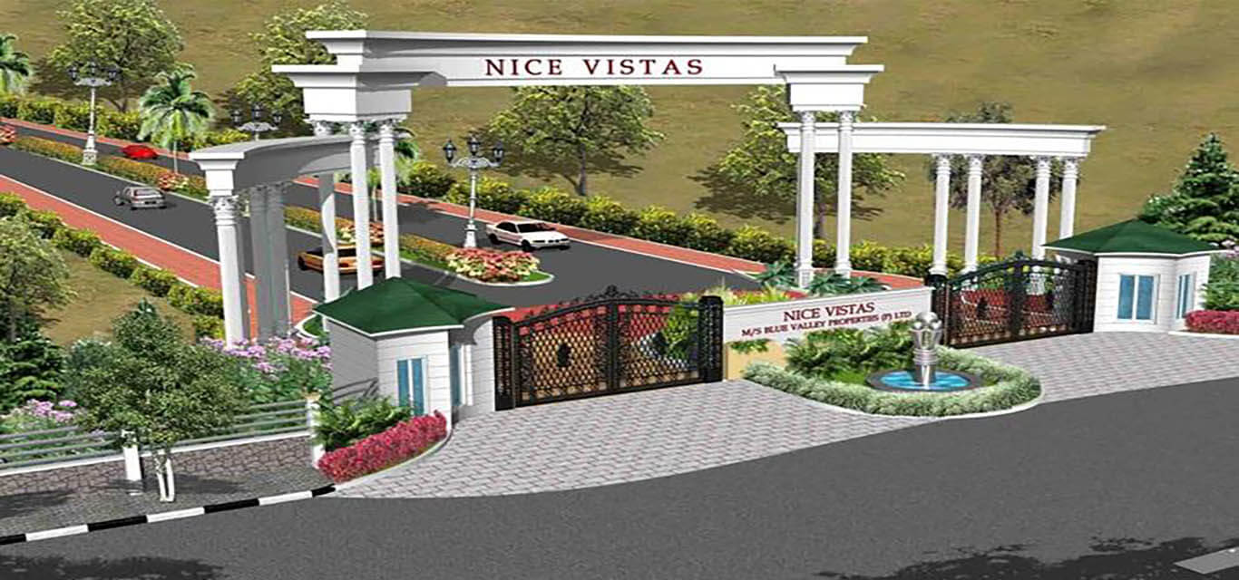 Blue Valley Nice vistas Plot Mahadevapura Road Mysore banner
