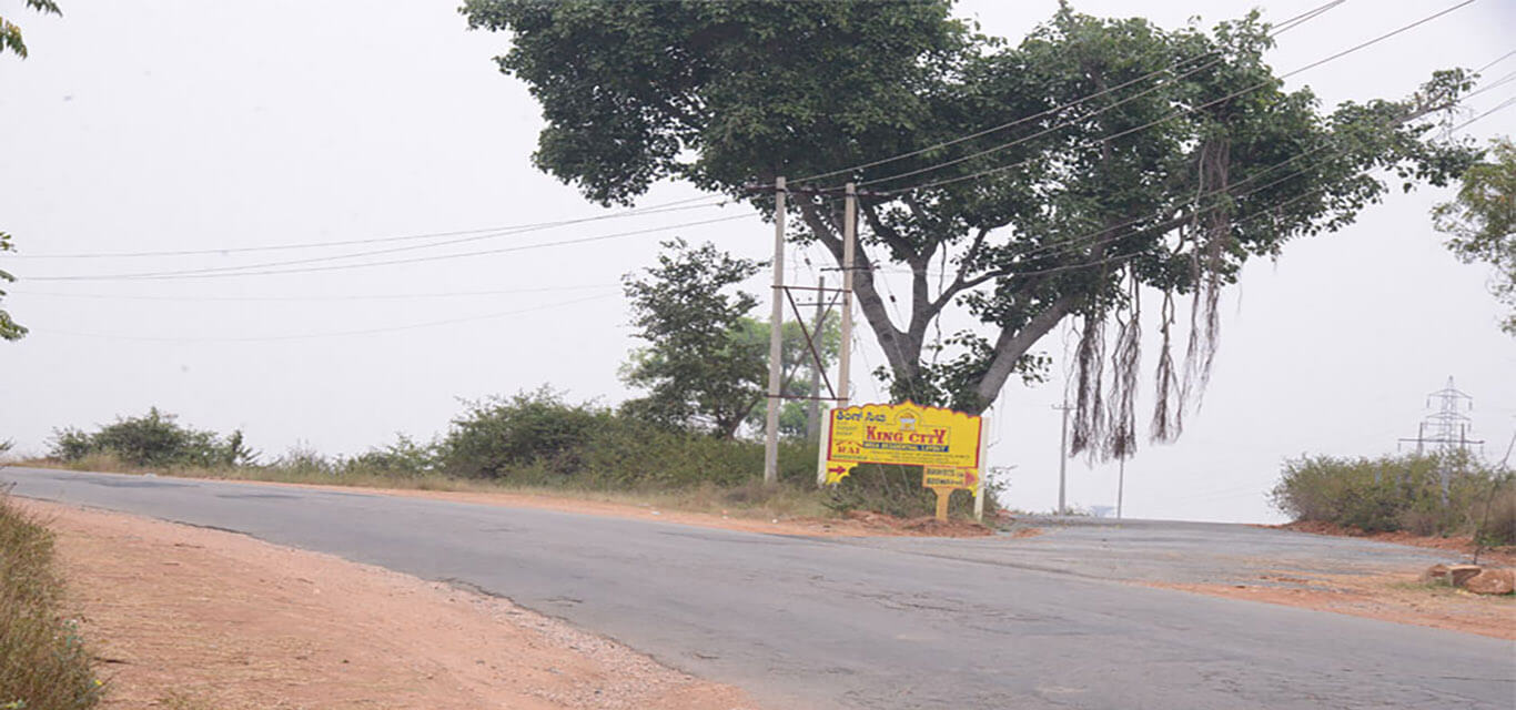 King City Plot Bannur Road Mysore banner