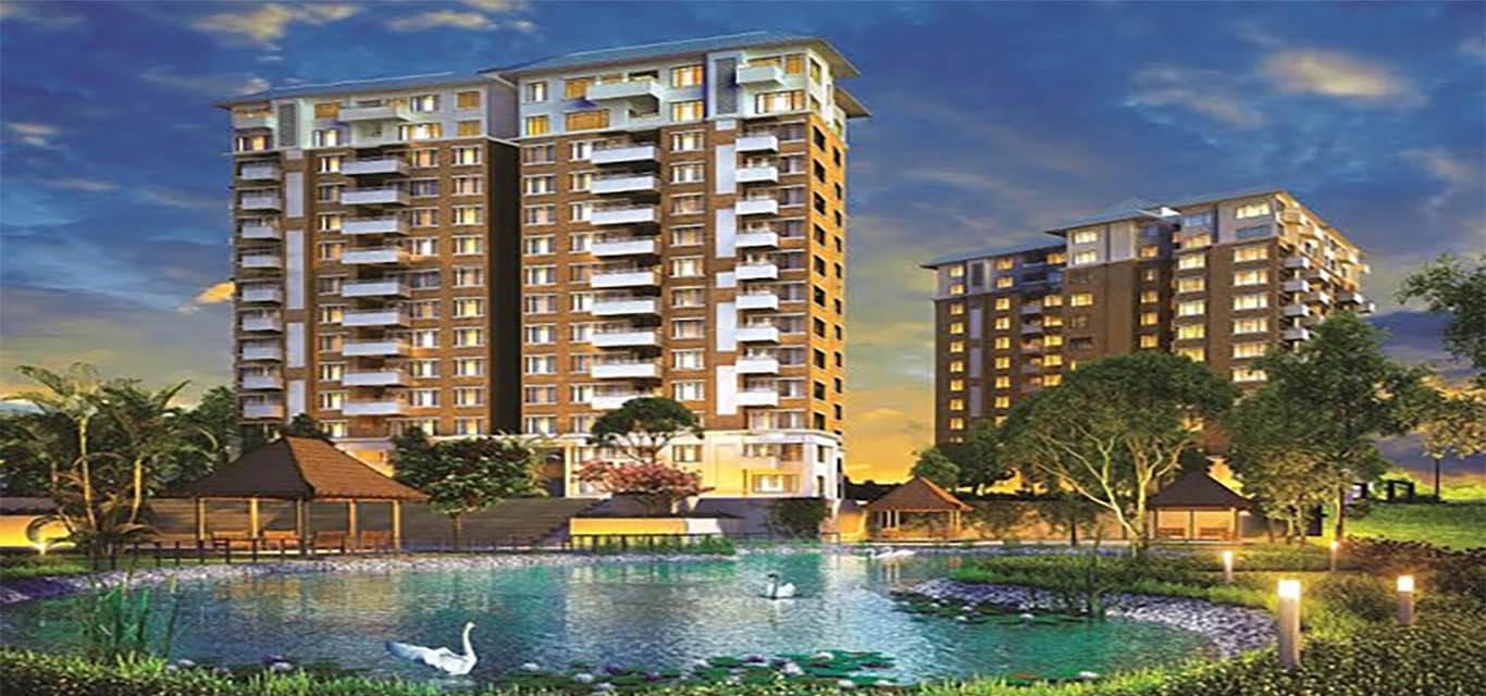 Zuari Garden City Apartment KRS Road Mysore banner